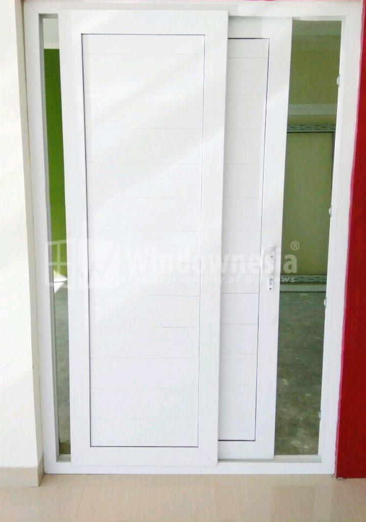 Pintu Geser Panel UPVC