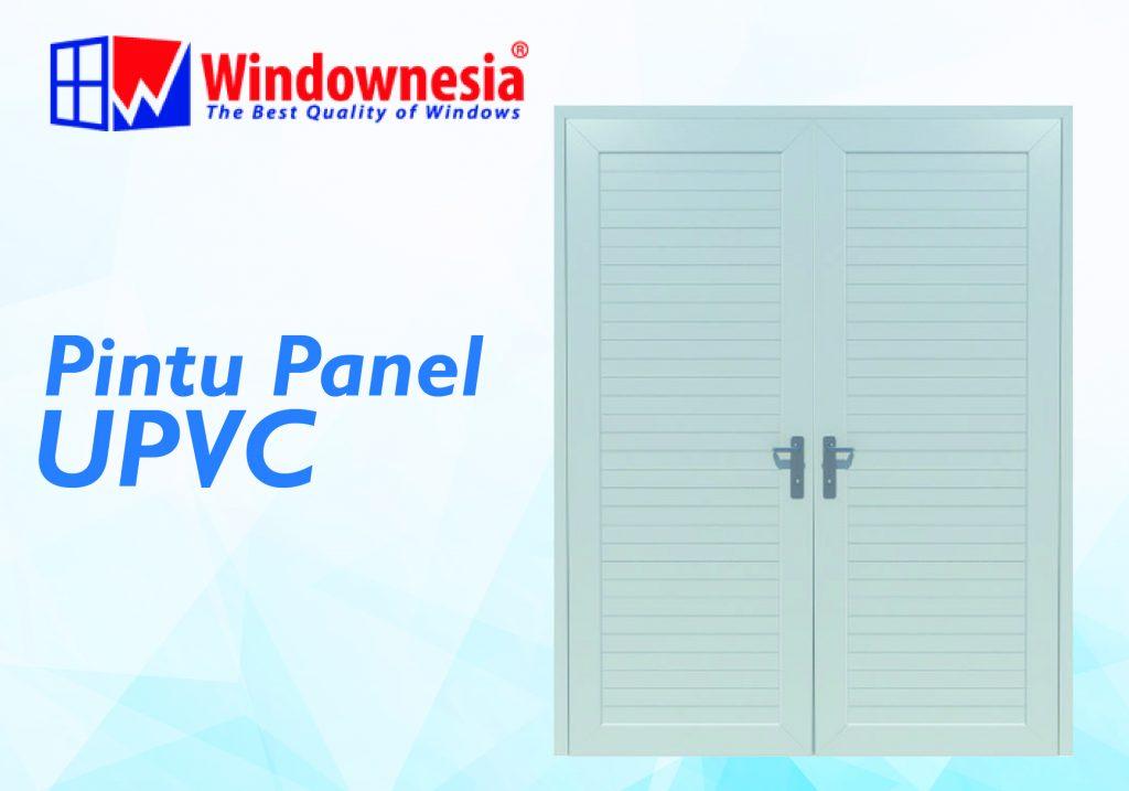 Pintu Panel UPVC