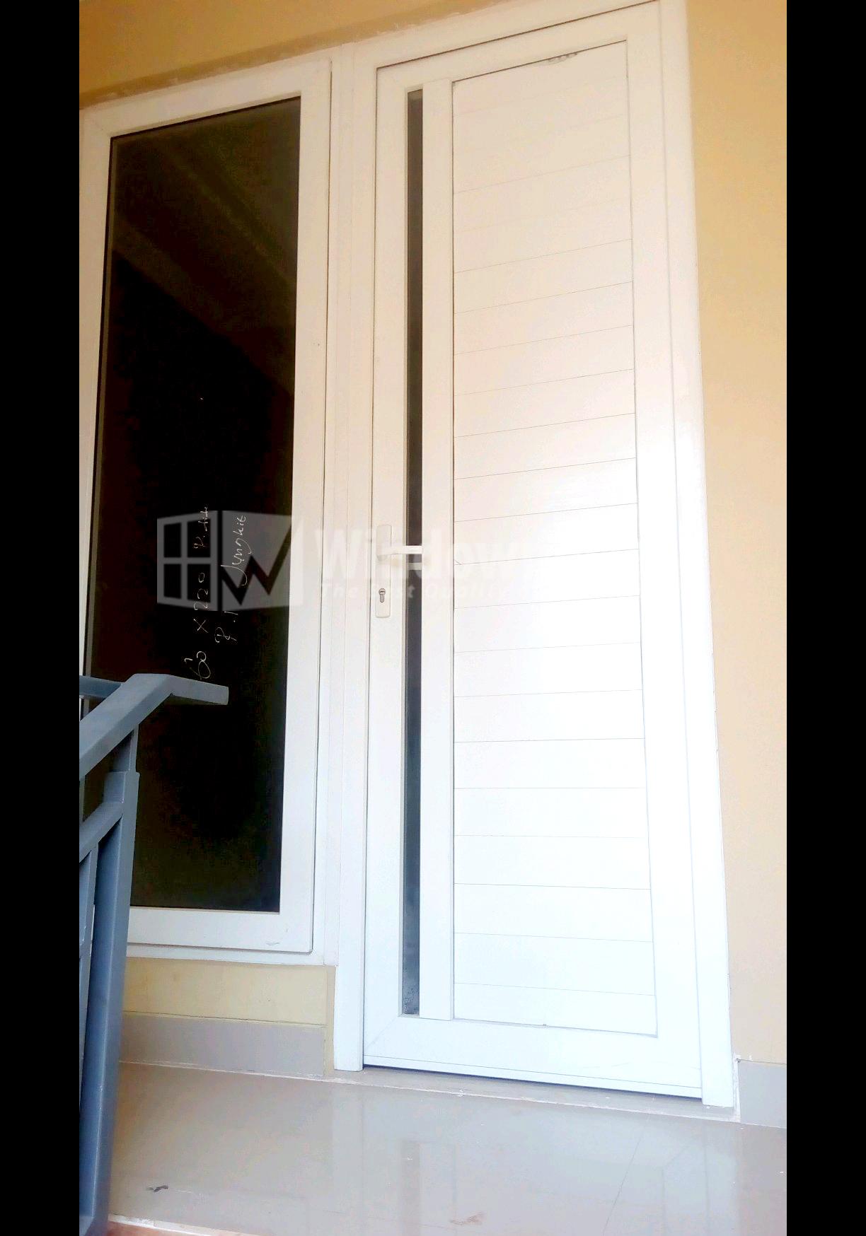 Pintu Rumah UPVC